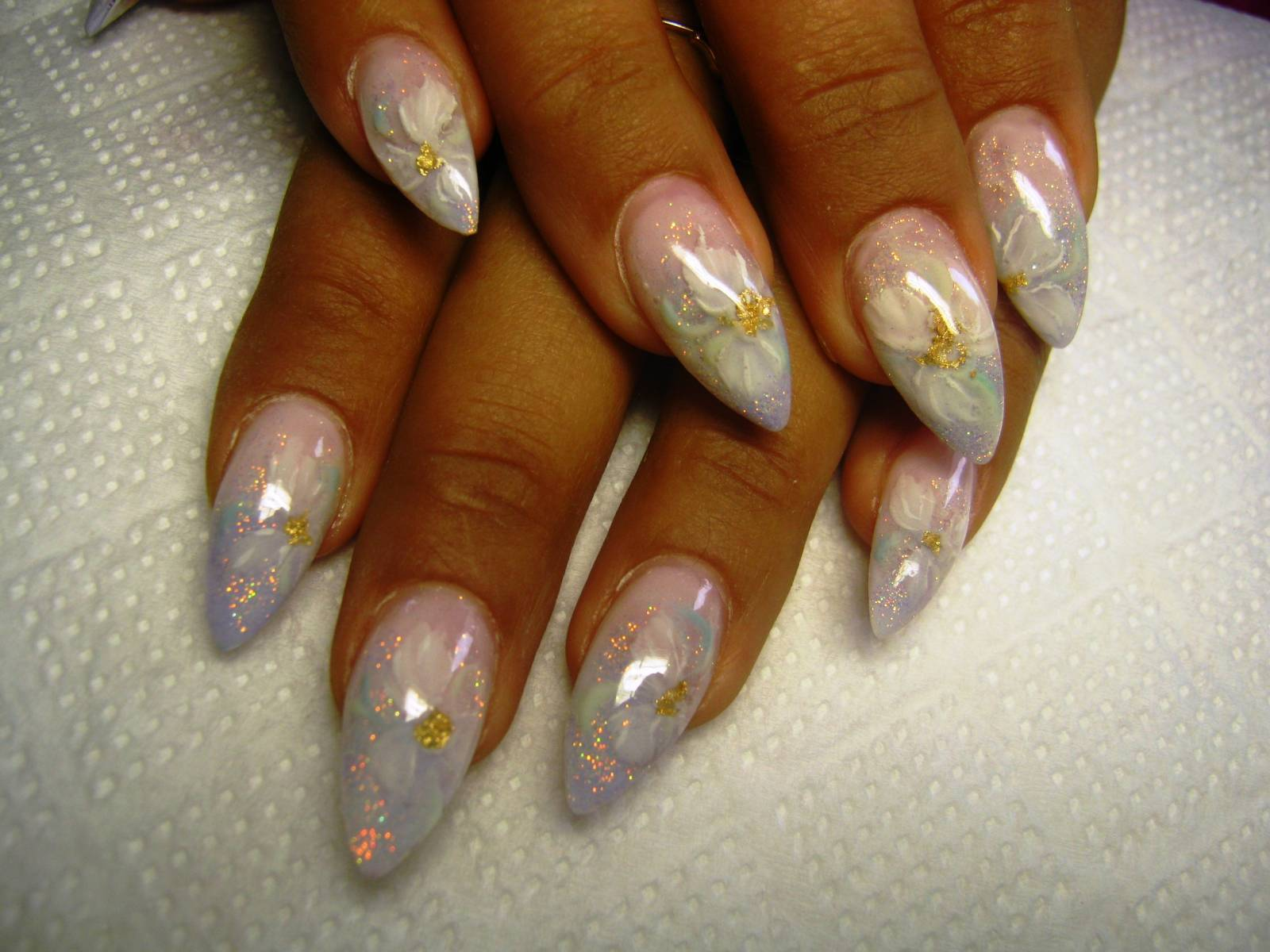 Очень красивый дизайн ногтей-163 фото -Фото дизайна ногтей